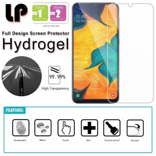 Foto Produk LP HD Hydrogel Screen Guard Samsung Galaxy A70 dari Logay Accessories