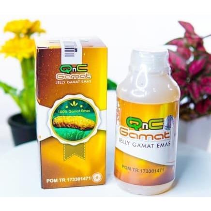Foto Produk Obat Kebas - Kesemutan - Mati Rasa Tangan Dan Kaki - QnC Jelly Gamat dari AGEN OBAT HERBAL WALATRA