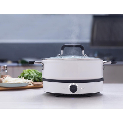 Foto Produk Xiaomi Zhiwu Cooking Pan Panci Masak Sup 4L dari Autoloot