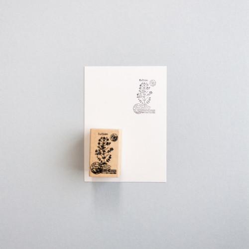 Foto Produk Botanical Series Rubber Stamp: Tutsan dari gudily