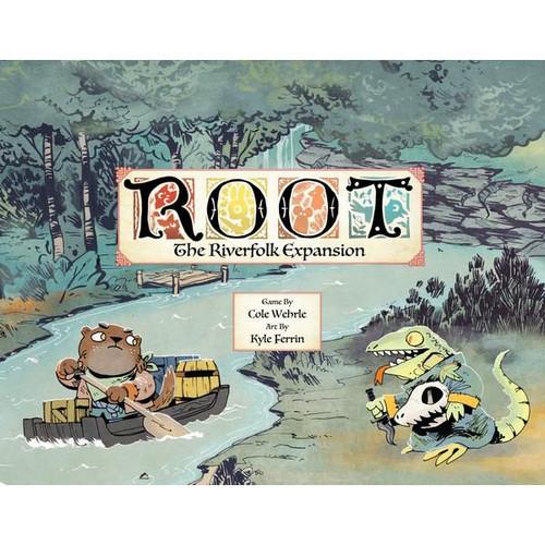 Foto Produk Root: The Riverfolk Board Game Expansion dari Toko Board Game