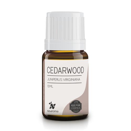 Foto Produk 10ml- Cedarwood Essential Oil (Minyak Cedarwood) 100% Pure and Natural dari Suko Aroma