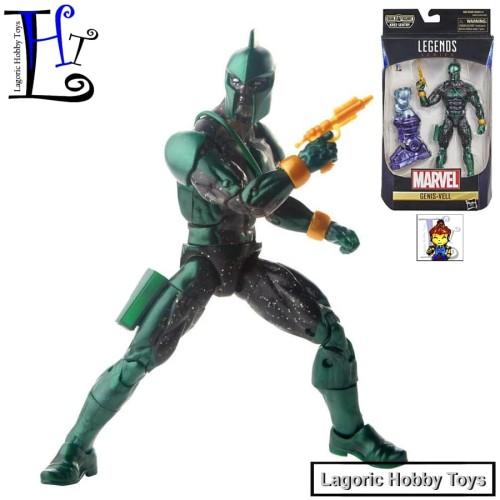 Foto Produk Marvel Legends 6inch Genis Vell [BAF Kree Sentry] Hasbro dari Lagoric Hobby Toys