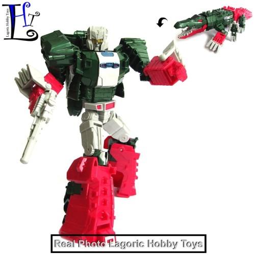 Foto Produk Transformers SkullCruncher Skullsmasher Titans Return Voyager WJ dari Lagoric Hobby Toys