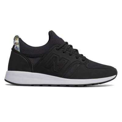 Foto Produk sepatu wanita lari running gym hitam new balance black shoes original dari fazostore