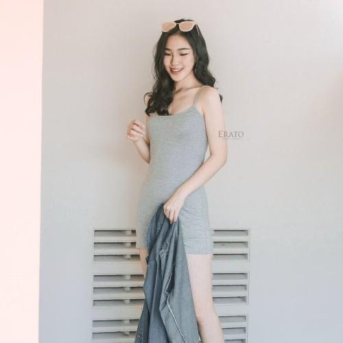 Foto Produk Basic Stretch Camisole Dress Erato / Dress Wanita dari Erato Lingerie