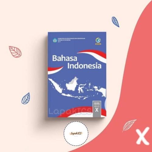 Foto Produk Buku Bahasa Indonesia SMA Kelas 10 REVISI 2017 2018 dari Hijau TuppyOn