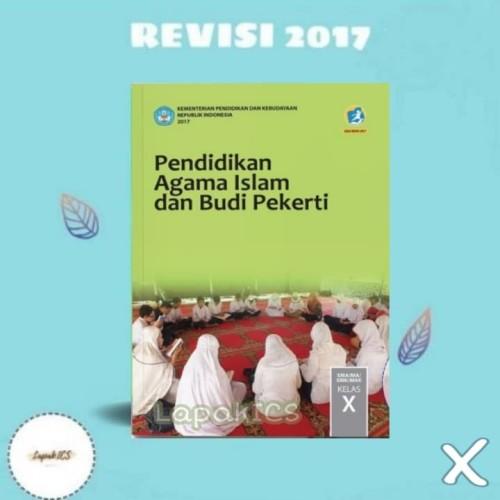 Foto Produk Buku PAI Pendidikan Agama Islam SMA Kelas 10 Revisi 2017 2018 dari Hijau TuppyOn