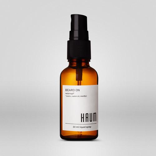Foto Produk HAUM BEARD ON - Penumbuh Brewok dari HAUM Skincare
