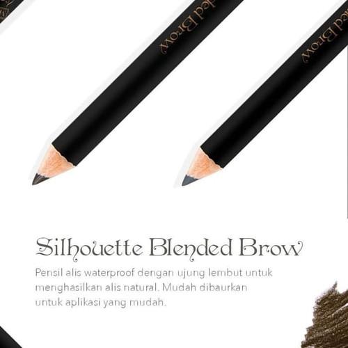 Foto Produk 02 MADAME GIE SILHOUETTE BLENDED BROW - PENSIL ALIS MADAME GIE dari BENS kosmetik