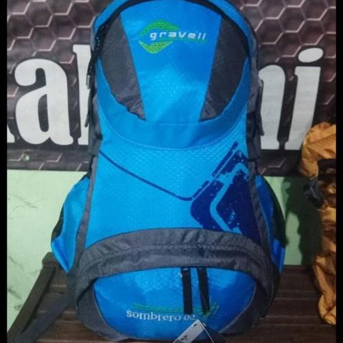 Foto Produk Super Sale Daypack / Tas Ransel Gravell Sombrero 25-30L Barang dari tokoanis69