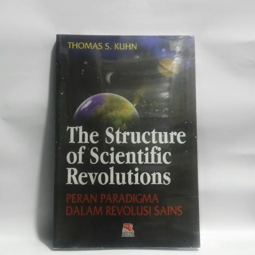 Foto Produk Buku The Structure of Scientific Revolutions dari kyana book store