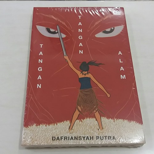 Foto Produk Novel Tangan-tangan Alam - Dafriansyah Putra dari Pusat Komik