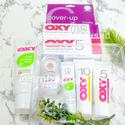 Foto Produk OXY 10 maximum share in jar 3gr dari Smizelooks ID