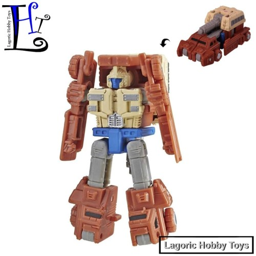 Foto Produk Transformers WFC-S4 TopShot Siege Micromasters Hasbro Unpack dari Lagoric Hobby Toys