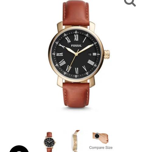 Foto Produk fossil watch BQ2288 jam tangan fossil - Cokelat dari Laiska Love Fashion