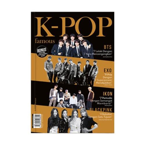 Foto Produk K-Pop Famous dari Bukku