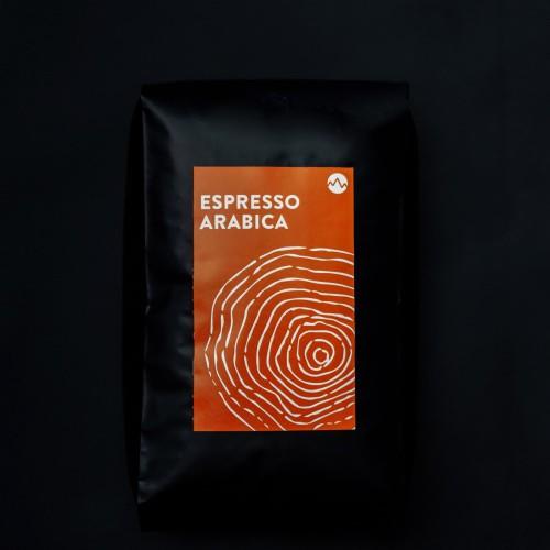 Foto Produk Biji Kopi 1kg 100% arabica whole bean coffee es kopi susu grosir bahan - Biji Utuh dari Space Roastery