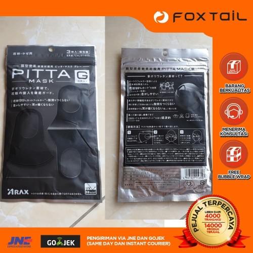 Foto Produk ORIGINAL Pitta mask masker jepang korea mudah bernafas stylish motor dari Foxtail Store