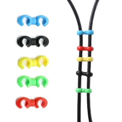 Foto Produk Klip Kabel Rem dan Shifter Cable Sepeda dari Lapak Grosir Briyan ASC