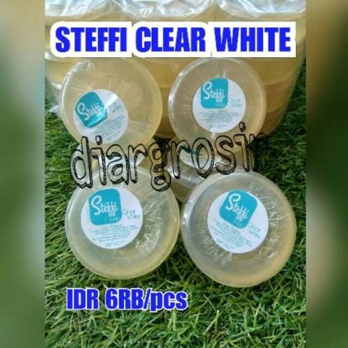 Foto Produk STEFFI CLEAR WHITE dari DIAR_GROSIRKIDS
