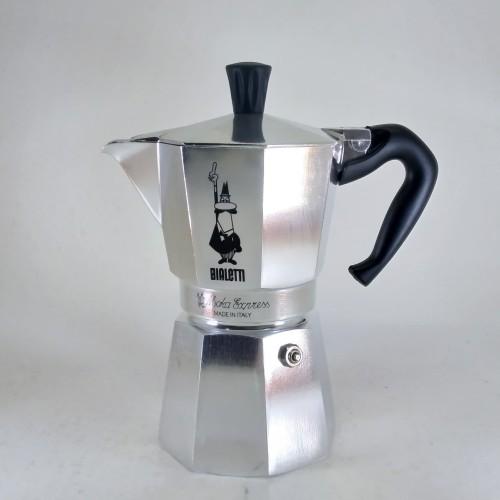 Foto Produk Bialetti Moka Express Moka Pot Coffee Maker for 6 Cups dari Kopi Jayakarta