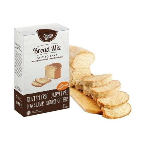Jual Ladang Lima Gluten Free Bread Mix Tepung Roti 311 Gr Jakarta Pusat Limlan Store Tokopedia