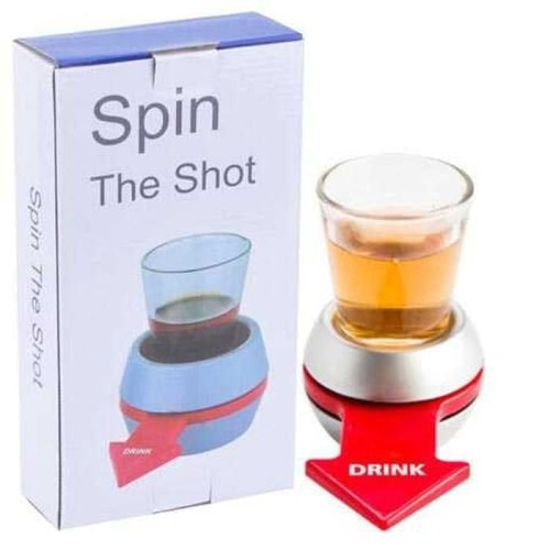 Foto Produk Spin the Shot drinking game / permainan pesta dari terminal vapor