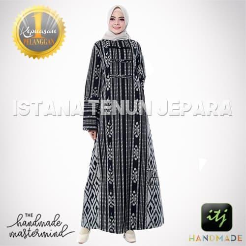 Download Model Gamis Batik Troso Pictures Gamis Favorit