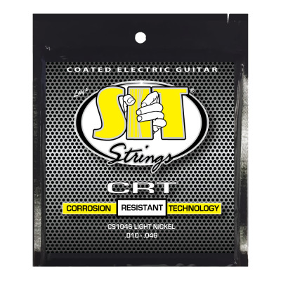 Foto Produk SIT String senar gitar CRT Coated electric Light 10-46 CS1046 dari Hiendguitarcom