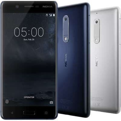 Foto Produk Nokia 5 Ram 3 Gb / 16 Gb - Garansi Resmi 1 Tahun - Hitam dari amazingg store