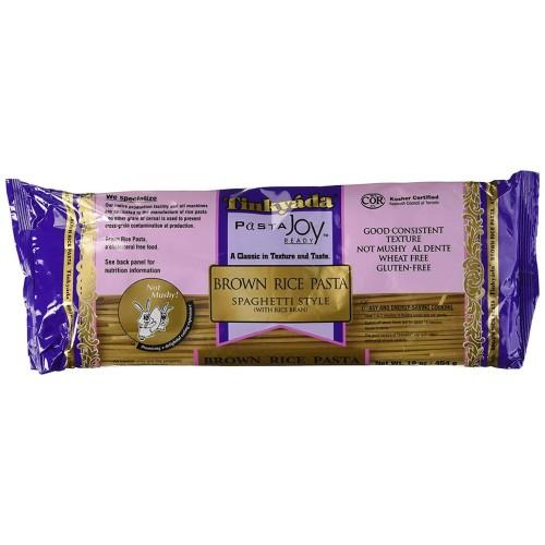 Foto Produk Tinkyada Gluten Free Pasta Joy Brown Rice Spaghetti Stlye with RIce dari Nio12345