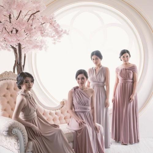 Foto Produk Infinity dress / convertible dress dari Lademoiselle Bridesmaids