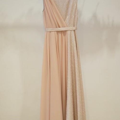 Foto Produk Jaquard chiffon blush dari Lademoiselle Bridesmaids