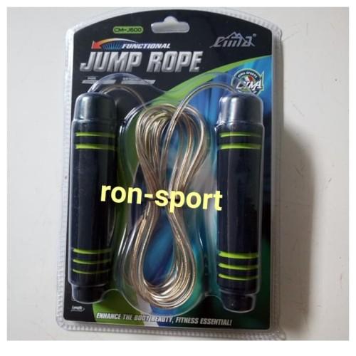 Foto Produk TALI SKIPING JUMP POO ROPE PEMBERAT CIMA 00J 600 dari Ron-sport