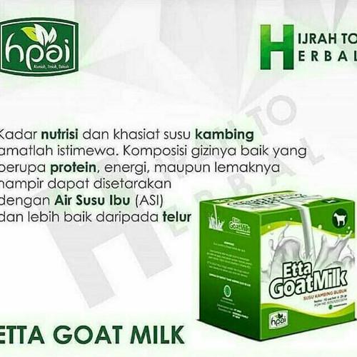 Foto Produk Etta Goat Milk - Vanilla dari Panda Store 73