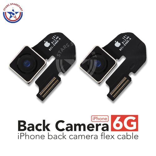 Foto Produk iPhone 6 / 6G Kamera Belakang / Back Camera / Big camera Original dari Stars Sparepart