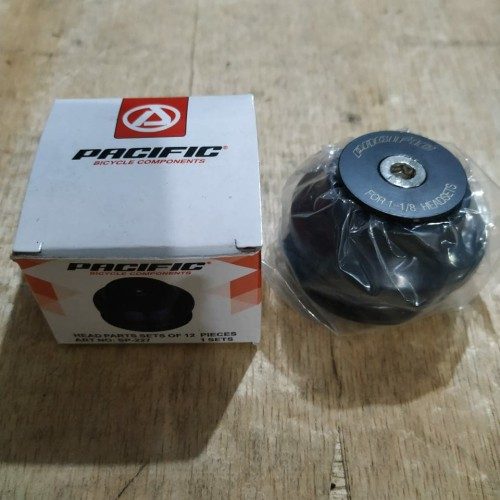 Foto Produk Head set oversize model tanam pacific sepeda BMX MTB headset kom fork dari deli_baru
