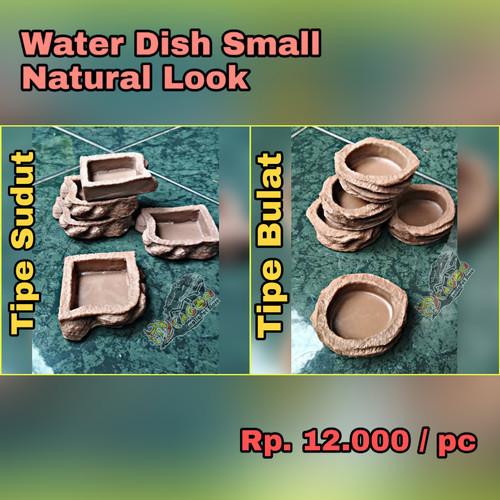 Foto Produk Water Dish Small Natural Tempat Minum Reptile Waterdish dari MYDragon