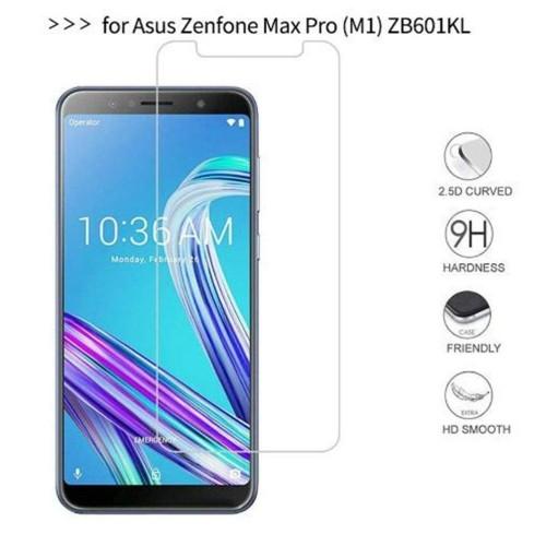 Foto Produk 9H tempered glass 2.5D for asus zenfone max pro m1 pelindung layar dari Caseayangan ID
