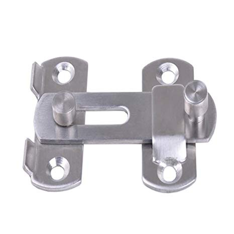 Foto Produk Grendel Slot Kecil Pintu Sliding Geser Door Sliding Lock Small dari genhardware