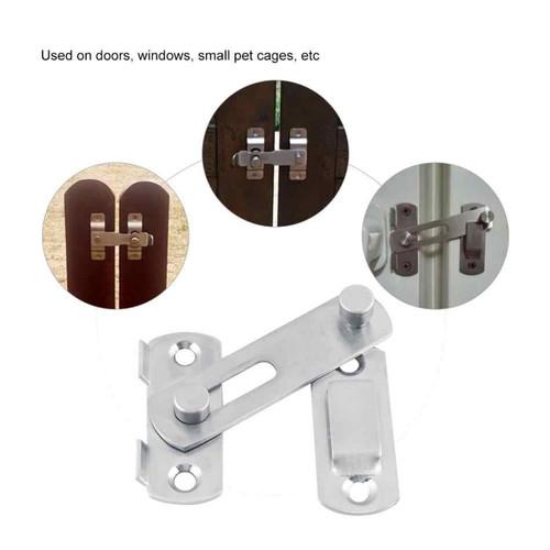 Foto Produk Grendle Slot Pintu Geser Sliding Door Lock Besar Kunci Pintu Tambahan dari genhardware