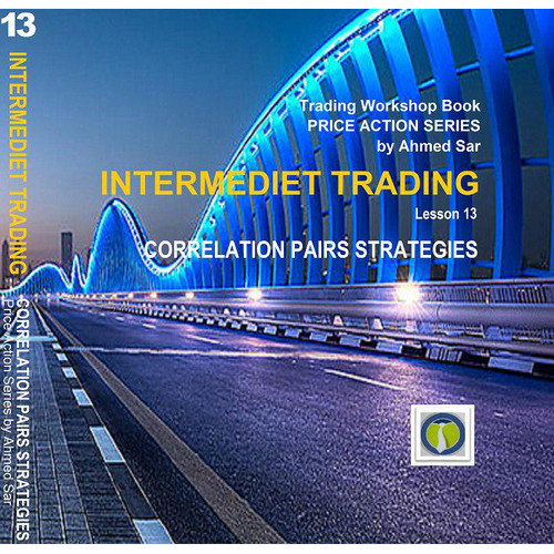 Foto Produk Buku Trading Correlation Pairs (Intermediet Price Action Series 13) dari FX University Asia