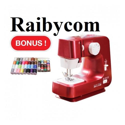 Foto Produk KOSHI KOSHI SEWING MACHINE Mesin Jahit Original Lejel PraktisSerbaguna dari Raibycom