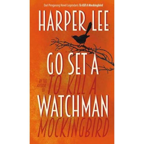 Foto Produk Go Set A Watchman By Harper Lee dari Monster Store Jakarta