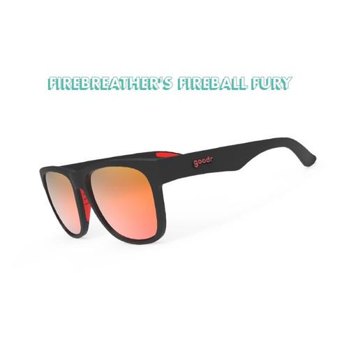 Foto Produk Kacamata Goodr RunningSunglasses BFG Firebreather's Fireball Fury dari Moira Fit
