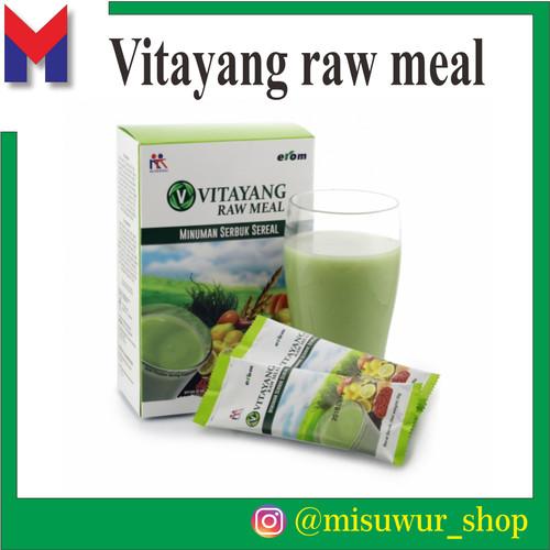 Foto Produk Vitayang Raw Meal KK Indonesia ORIGINAL dari Misuwur Shop
