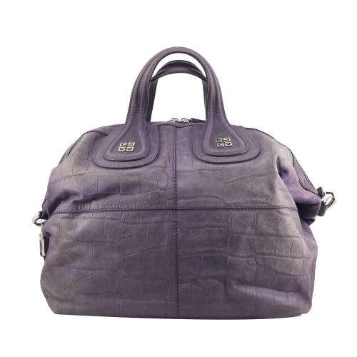 Foto Produk Givenchy Nightingale Medium in Purple I8431 dari SECOND CHANCE
