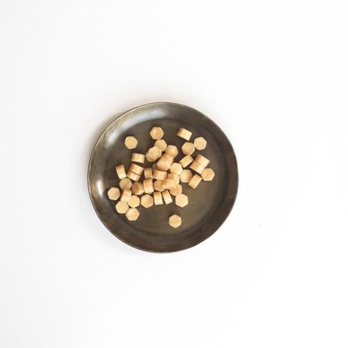 Foto Produk 100gr Sealing Beads Yellow Gold dari gudily
