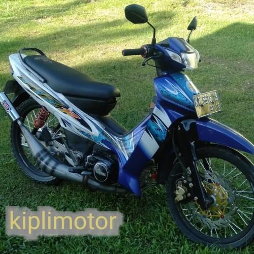 Foto Produk Knalpot Racing kolong bobokan CSR Yamaha F1ZR dari Kipli Motor